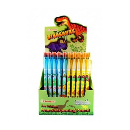 Dinosaur blyant - Skolestart
