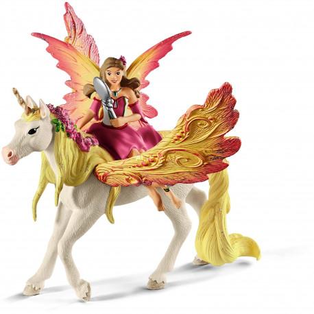Fe Feya & Pegasus enhjørning - Schleich