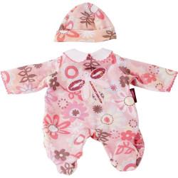 Pink guldsmed sparkedragt - Dukketøj (30-33 cm) - Götz