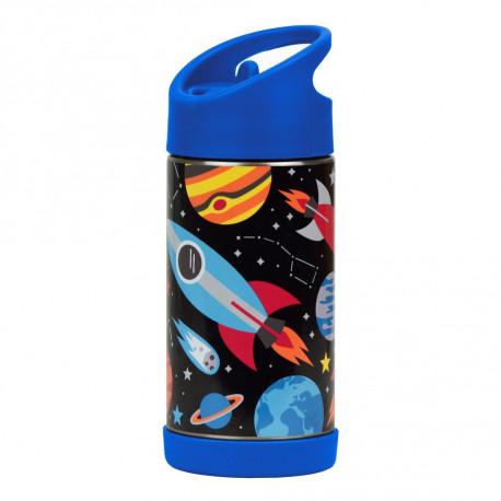 Space - Drikkeflaske med tud - Petit Collage