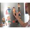 Små rejsende - Mix og match med magneter - Petit Collage