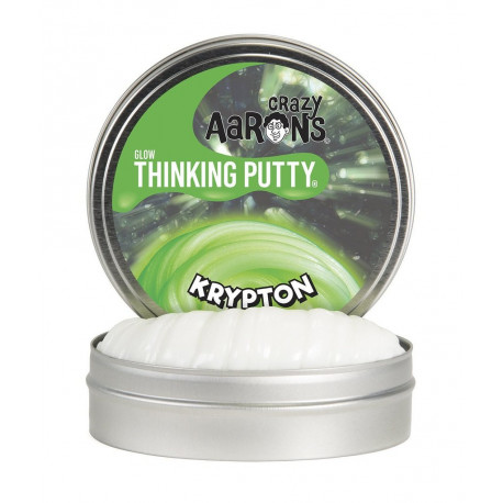 KRYPTON - Mini Glow Thinking Putty slim - Crazy Aarons
