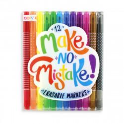 Make No Mistake! - 12 tuscher der kan viskes ud - Ooly