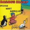 Rasmus Klump oplever noget mærkeligt - Pixi bog - Carlsen