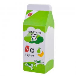 Økologisk pære yoghurt - Legemad - Mamamemo