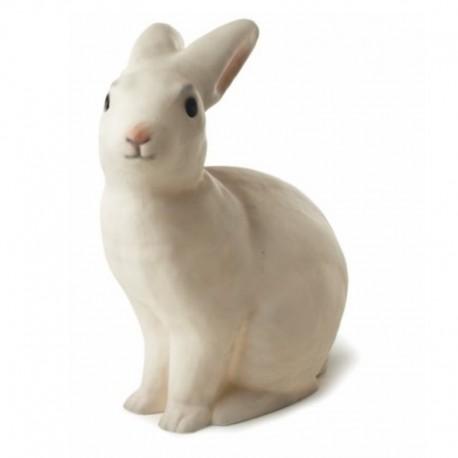 Heico lampe - Hvid kanin
