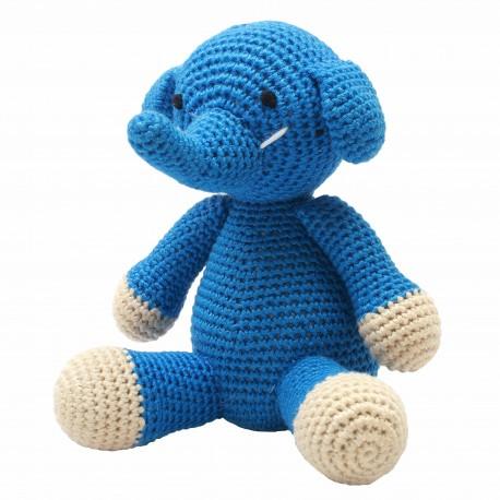 Blå elefant - Bamse - NatureZOO