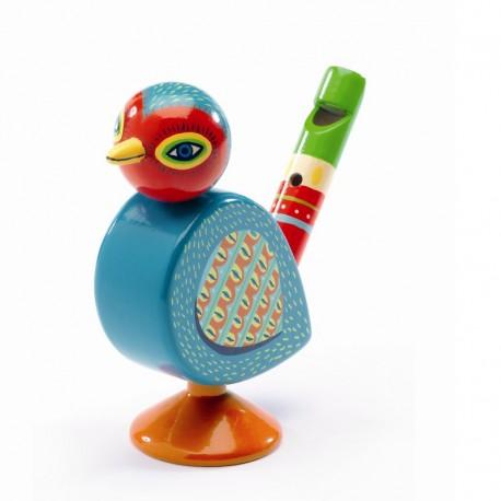 Fuglefløjte - Musikinstrument til børn - Djeco