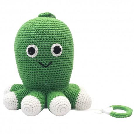 Grøn blæksprutte - Spilledåse - NatureZOO