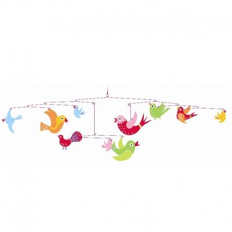 Djeco uro - Fugle