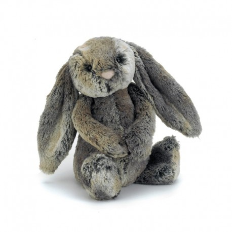 Jellycat Bashful bamse - Kanin Cottontail - lille