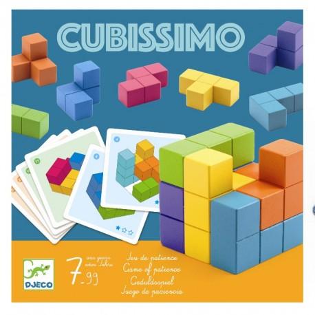 Djeco spil - Hjernevrid Cubissimo
