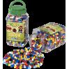 2300 MAXI perler - 11 farver - HAMA (8587)