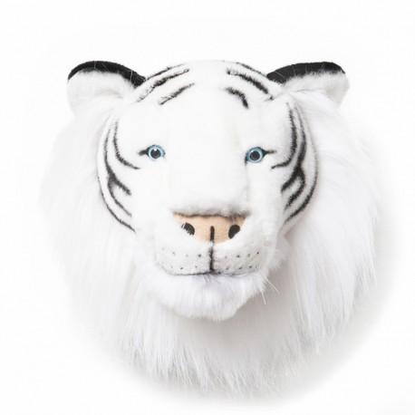 Brigbys dyretrofæ - Hvid tiger