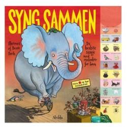Syng sammen med lyd - Alvilda børnebog