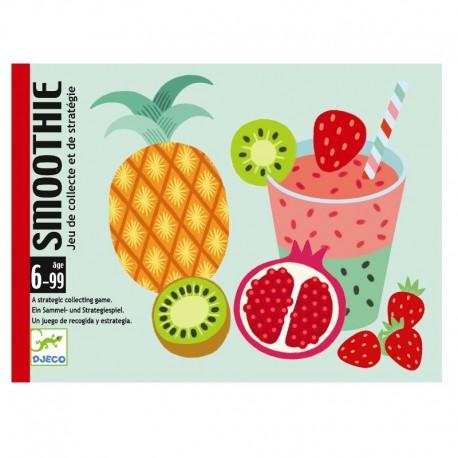 Smoothie - Strategi kortspil - Djeco